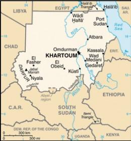 SUDAN, Capitasl Khartoum