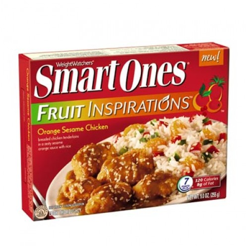Weight Watchers Smart Ones frozen entrees are so easy and they taste great!