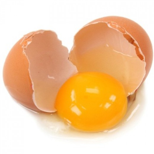 Acne Remedies - Egg Yolk Mask