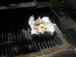 Can You Smoke Meat On A Gas Grill Using Real Wood: Yes You Can