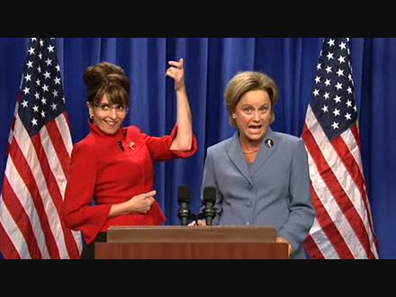 Tina Fey snl Sarah Palin parody