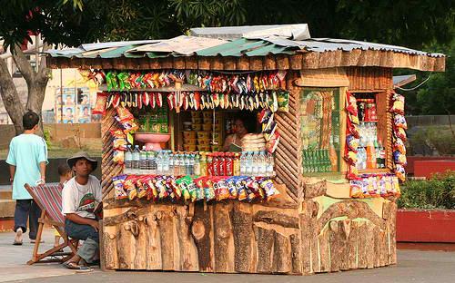 Retail store or Sari-Sari store in the Philippines