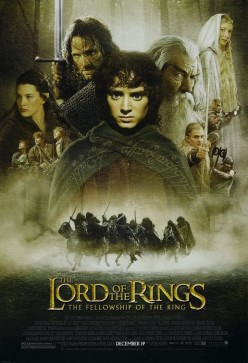 How is Lord of the Rings Parallel to World War II?