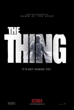 The Thing...prequel, remake, sequel thing?