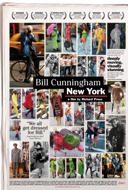 """We all get dressed for Bill,"" Vogue Editor-in-Chief, Anna Wintour."