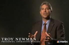 Troy Newman CEO of Operation Rescue