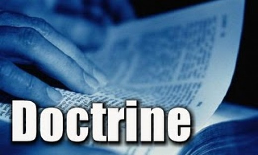 Holding fast the faithful word which is in accordance with the teaching, so that he will be able both to exhort in sound doctrine and to refute those who contradict. Titus 1:9
