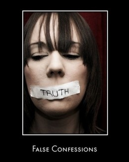 Why give a false confession in a police investigation?