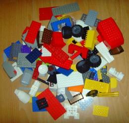Large Size Lego Parts