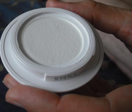 A odorless cream.