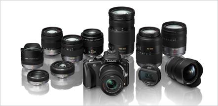 Lumix G3 and Micro Four Thirds Lens