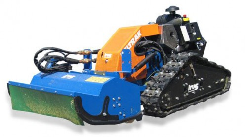 Irus DELTRAK Remote controlled mower