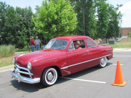 My 1949 Shoebox Ford