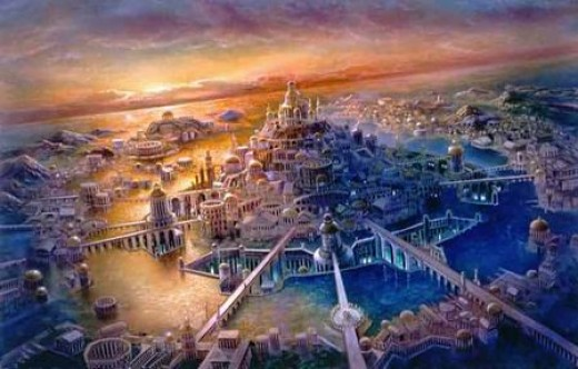 is the lost empire of atlantis history or myth Check out six of the most notable theories about the lost civilization of atlantis, one of the most enduring legends in history.