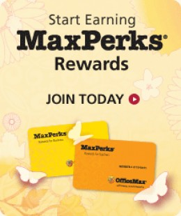 Max Perks Reward Program