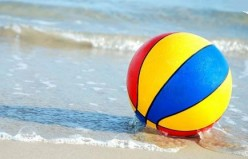 Does your life sometimes seem like a beach ball in God's hands?