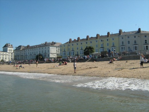 Llandudno Beach Wales UK