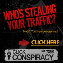 Click Conspiracy scam review