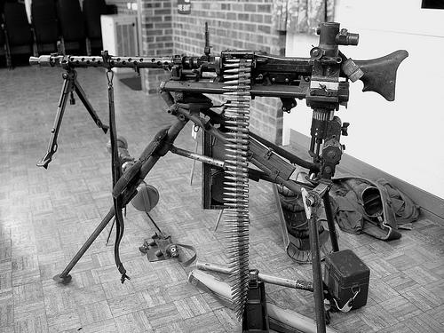 Maschinengewehr (MG) 34