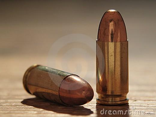 9mm round