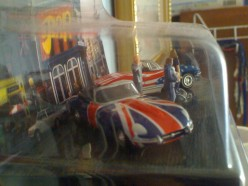 Adult Diecast Model Car Collectors --- Toys for the Big Boys