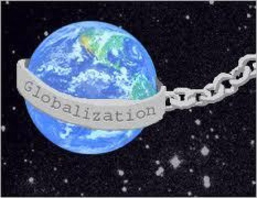 In the mid to late 90's, people passionately argued in favour of Globalization. Essentially, they argued for their own slavery.