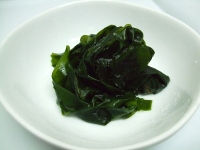 Boiled Wakame