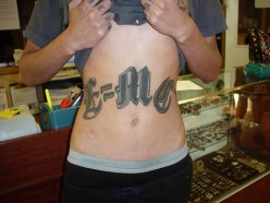 Geeky Math Tattoos