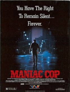 """Maniac Cop"" (1988) Movie Review"