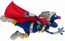 Super Grover! Where were you when I needed you??