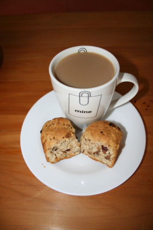 Coffee and Rusks