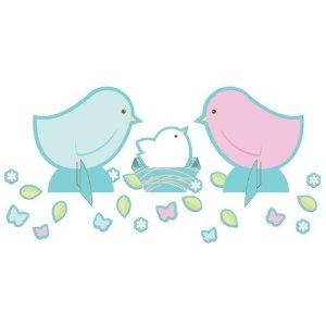 Nesting Birds Baby Shower Centerpiece