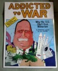 Why Does America USA Love War? Illustrated Book Review of Addicted To War by Joel Andreas