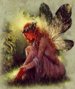 Mystical Fairies or Angels?