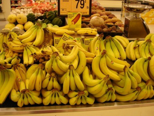 I'm going bananas!