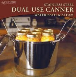 Dual use Canner