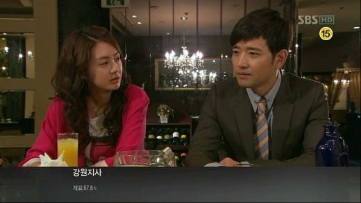 Song Lee-Kyung & Kang Min-Ho