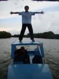 The Relaxing River Cruise in Dagupan City