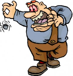 Phobias: Strange fears we can't always explain.