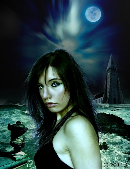 Jasmine, Night Prowler by *ricky4