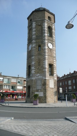 The 'Leughenaer' Tower, Dunkirk