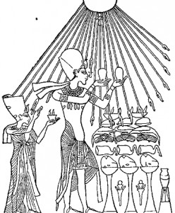 Akhenaten the radical pharaoh