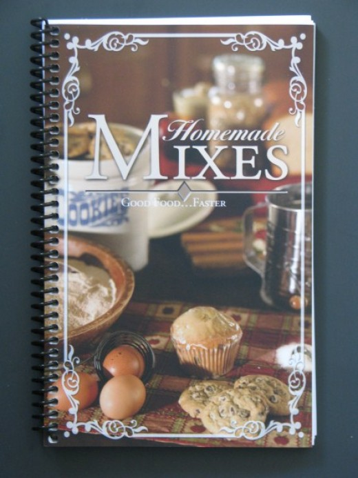 Homemade Mixes from Cottage Craft Works