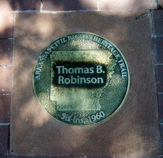 Thomas B Robinson