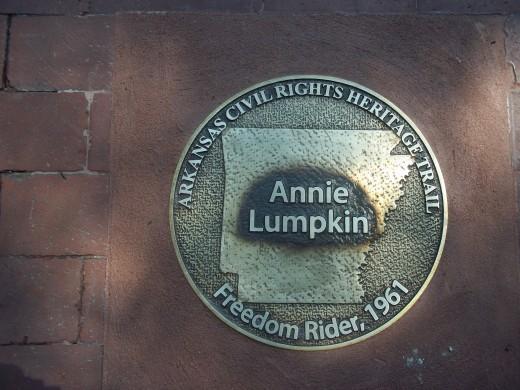 Annie Lumpkin 1961