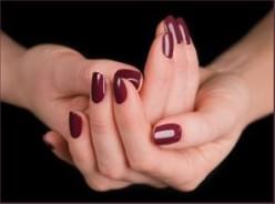"""Salon nails"" explained"