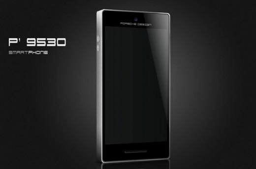 Porsche Design P 9530 design study Android phone