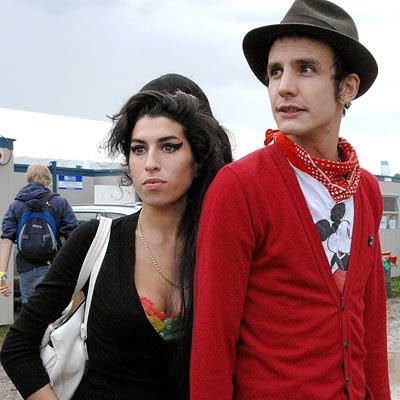 Amy with Blake Fielder-Civil