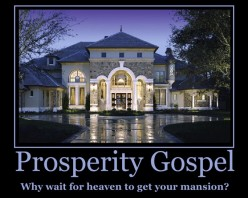 Probing the Prosperity Gospel