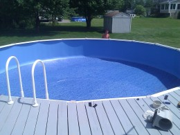 Above ground pools what you must know before buying for Boxer 4 oz vinyl swimming pool liner repair kit